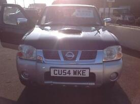 NISSAN NAVARA PICK-UP - MOT 12/2017 - 2 X KEYS - SERVICE HISTORY - 2 OWNERS FROM NEW - P/X WELCOME