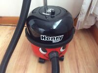 Henry Hoover hardly used so perfect condition