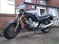1998 Yamaha XJ600N
