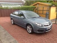 Vauxhall Vectra SRi hatchback , reliable and in good condition