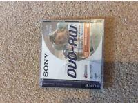 Sony DVD Recordable RW Disc 60Min 2.8GB