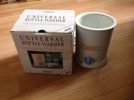 Lindam bottle and food warmer