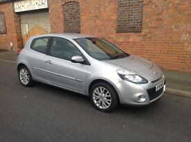 2010 RENAULT CLIO 1.2 TURBO 195 MODEL 18'' WHEELS WITH MOT