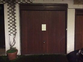 NW3, Lock up garage near Swiss Cotrage & Finchley Rd tube/Frognal BR