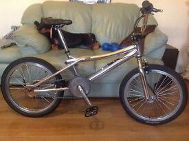 Gt pro proformer Crome bmx bike £400 call txt 07459232411