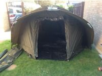 NASH ONE MAN DOUBLE TOP EXTREME MK2 BIVVY