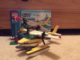 Lego City Sea Plane 3178