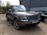2009 Land Rover Range Rover Vogue 3.6 TDV8 Auto FINANCE AVAILABLE