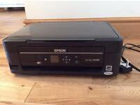 Epsom SX-435 all in one printer