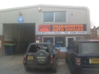 Mechanic/MOT Tester Required