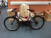 Universal Rapid Reactor Womens Bike (Purple)