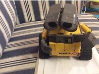 Wall-E talking toy