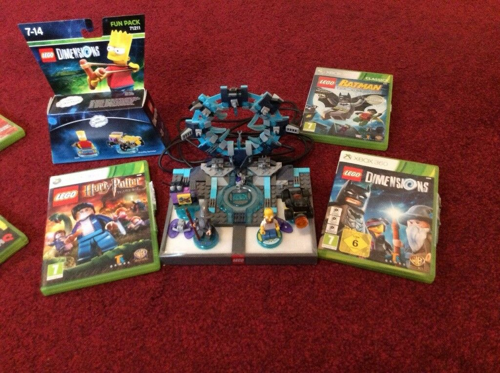 Lego games for Xbox 360