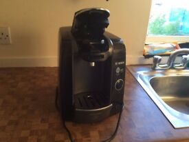 "Coffee Maker Bosch ""pod"" type"