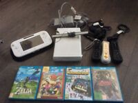 For sale White Nintendo Wii u