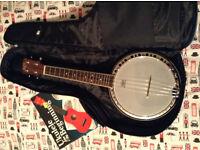 New Barnes & Mullins Banjo Uke!