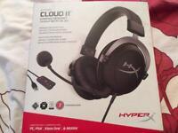 HyperX Cloud II Headset