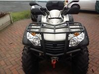 Quadzilla rs 600 2014 (64) reg