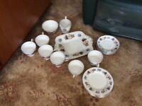 Vintage Royal Sutherland Tea Set