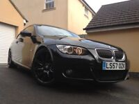 BMW 330 M SPORT COUPE AUTO 272bhp