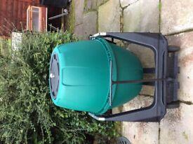 Draper tumbler compost barrel