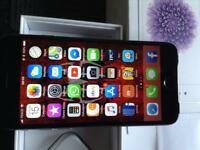Iphone 6 unlocked to any network block grey 16g