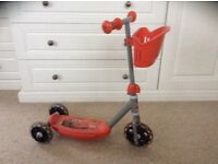 Mondo first scooter