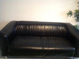 Ikea klippan large sofa