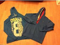 Voi and Osaka Hoodies XL