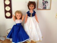 Vintage dolls from 1960 &1970