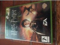 Harry Potter Xbox game