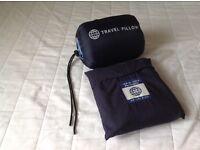 Sleeping Bag/Travel Liner & Travel Pillow