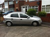 This is a very reliable car, looked after and is totally dependable. Clean and with a little damage.