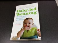 Baby Led Weaning Book-Excellent Condition
