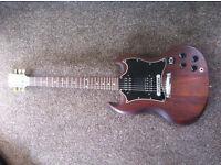 Gibson SG guitar - USA made classic with original gigbag