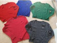 Ralph Lauren ladies jumpers