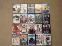 Lots of various Dvds
