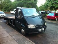 Ford transit 1998 Chassis cab ONLY NO BODY