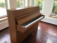 Free upright piano excellent condition