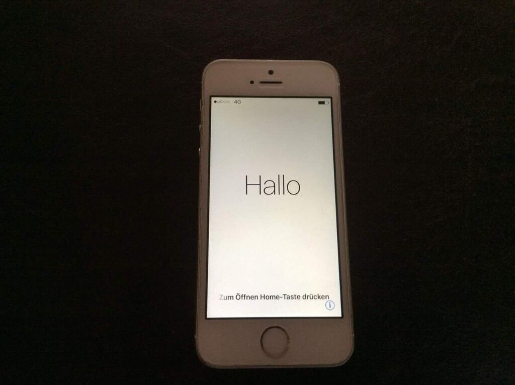 IPhone 5s 16g locked to EE