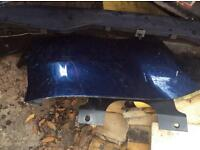 Ford galaxy 2007 passenger side bumper upper Panel
