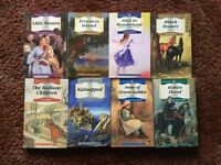 Set of classic story books in paperback