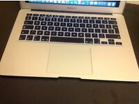 "APPLE MacBook Air 13.3"" New only used couple of times with Microsoft Office 2016 for Mac installed"