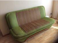 Click-clack sofa