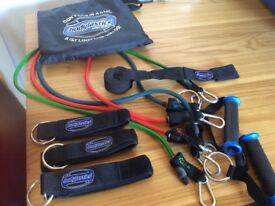 Bodylastics resistance bands training set