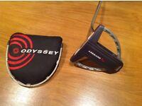 Odyssey tri-ball putter