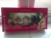 Lancome Les miniature collection of perfumes