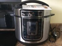 Brand new used twice pressure cooker