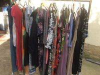Job lot of ladies clothes size 16. Fab names , all good condition, some never worn. 28 items approx