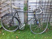 Vintage Holdsworth Bike. Original Reynolds frame